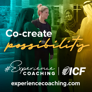 Get Connected. Join ICF.