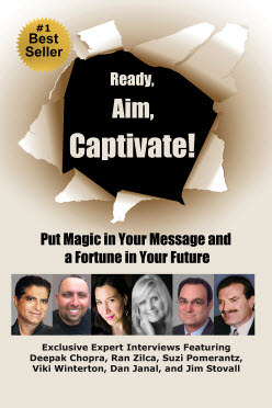 Ready Aim Captivate