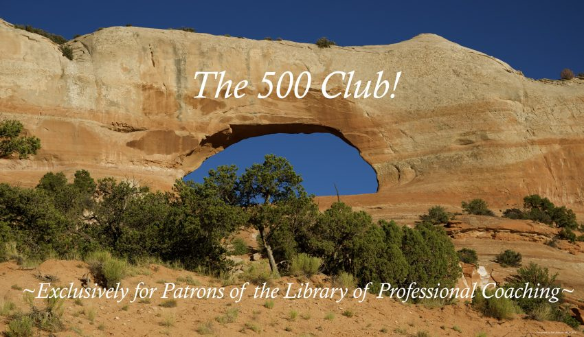 Join the 1K Club! Become a patron of the library!